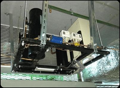 Агрегат на камеру