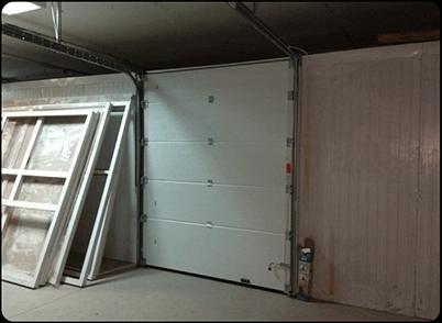 Холодильные рольставни