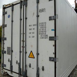 Рефконтейнер CARRIER 69NT 40 541 И 551 MICROLINK 3I